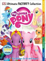 Ultimate Factivity Collection: My Little Pony 9781465444592