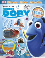 Finding Dory Ultimate Sticker Collection 9781465449795