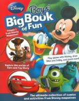 Disney Boys' Big Book of Fun 9781472341495
