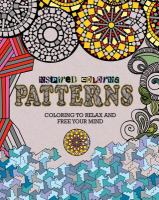 Patterns: Inspired Coloring 9781472392657