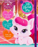 All About Me (Disney Princess Palace Pets) 9781472396259
