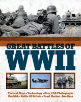 Great Battles of WWII (Military Missions) 9781474804561