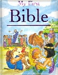 My First Bible 9781474834346