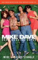 Mike and Dave Need Wedding Dates 9781476760087