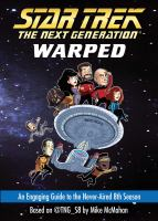 Warped (Star Trek the Next Generation) 9781476779058