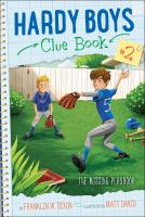 The Missing Playbook (Hardy Boys Clue Book #2) 9781481451789