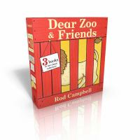 Dear Zoo & Friends (Dear Zoo/Farm Animals/Dinosaurs) 9781481482134