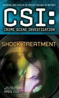 Shock Treatment (CSI: Crime Scene Investigation) 9781501102738