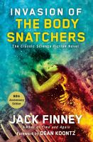 Invasion of the Body Snatchers 9781501117824