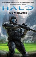 New Blood (Halo) 9781501128080