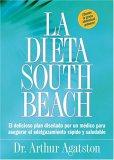 La Dieta South Beach 9781579549466
