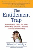 The Entitlement Trap 9781583334157