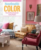 House Beautiful the Color Book 9781588169792