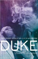 Duke: A Life of Duke Ellington 9781592407491