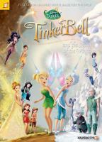 Tinker Bell and the Secret of the Wings (Disney Fairies Graphic Novel #15) 9781597077293