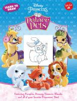 Disney Princess Palace Pets (Learn to Draw) 9781600584787