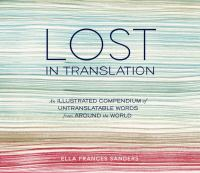 Lost in Translation 9781607747109