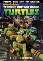 Showdown (Teenage Mutant Ninja Turtles Animated Volume 3) 9781613778333