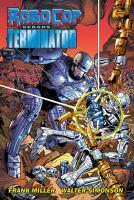 Robocop Vs. The Terminator 9781616550080