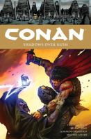 Shadows Over Kush (Conan, Volume 17) 9781616555221
