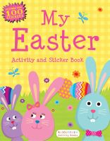 My Easter Activity and Sticker Book 9781619633049