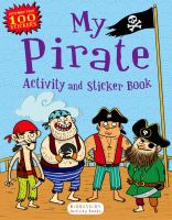 My Pirate Activity and Sticker Book 9781619633063