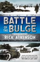 Battle of the Bulge 9781627791137