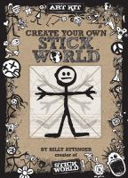 Create Your Own Stick World (Art Kit) 9781631060618