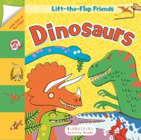 Dinosaurs (Lift-the-Flap Friends) 9781681190990