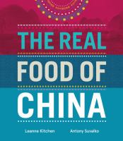 The Real Food of China 9781742705309