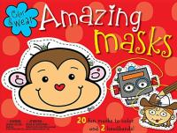 Amazing Masks (Color & Wear) 9781780655673