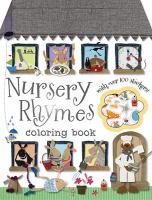 Nursery Rhymes Coloring Book 9781780655789