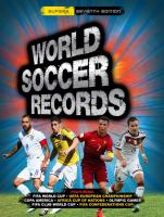 World Soccer Records 2016 (7th Edition) 9781780977126