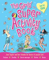 The Girls' Super Activity Book 9781782120605
