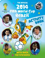 The Official 2014 FIFA World Cup Brazil Activity Book 9781783120352