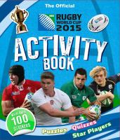 The Official IRB Rugby World Cup 2015 Activity Book 9781783121236