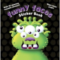 Funny Faces Stickers: Monsters (Funny Face Stickers) 9781848051829