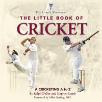 The Little Book of Cricket (World Cup Special Editiion) 9781905828043