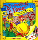 Traveling Bear and the Yellow Flipper Roller Coaster 9781933547114
